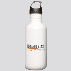 fernando alonso tee Water Bottle