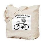 Mind Ride Tote Bag