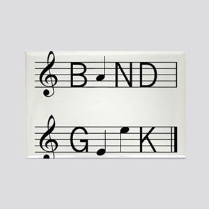 Band Geek Magnets