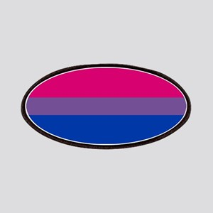 Bisexual Pride Flag Patch
