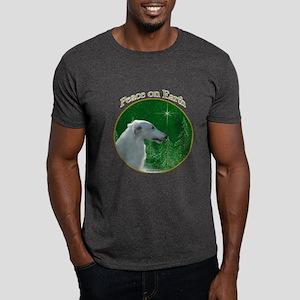 Borzoi Peace Dark T-Shirt