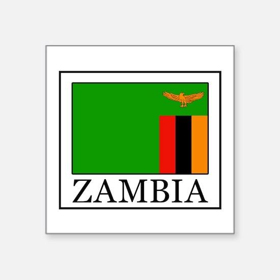 Zambia Sticker
