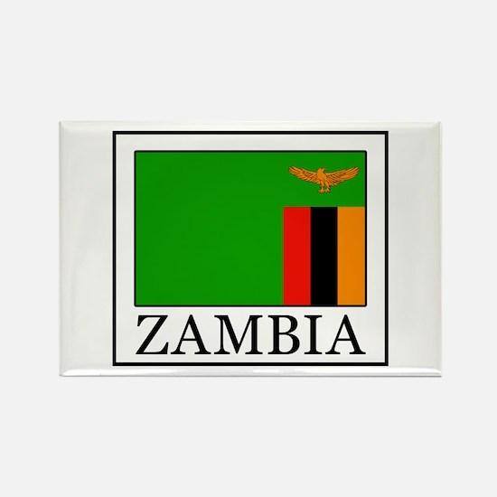 Zambia Magnets