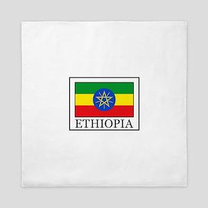 Ethiopia Queen Duvet