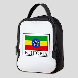 Ethiopia Neoprene Lunch Bag
