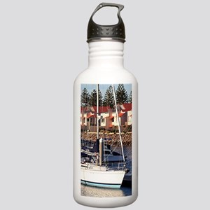 Yachts in Marina, Nort Stainless Water Bottle 1.0L