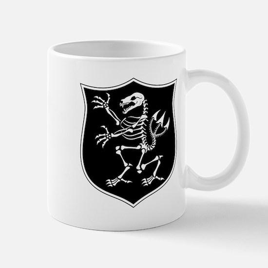 ST6 Skeleton Mug