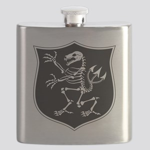 ST6 Skeleton Flask