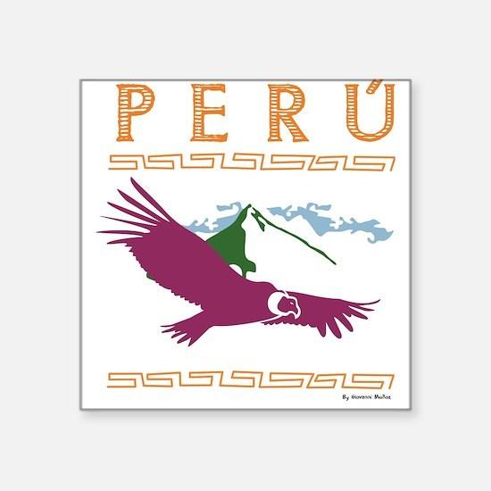 Condor Andino Sticker