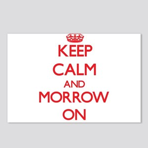 Keep Calm and Morrow ON Postcards (Package of 8)