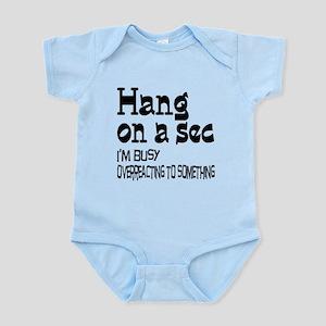 Hang On Infant Bodysuit