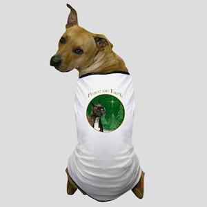 Boxer Peace Dog T-Shirt