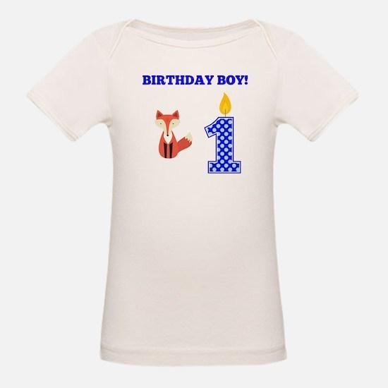 Birthday Boy Fox T-Shirt