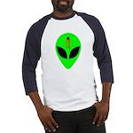 Dead Alien/AlienShack Logo Baseball Jersey