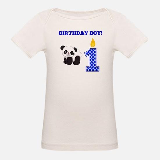 Birthday Boy Panda T-Shirt