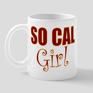 So Cal Girl Mug