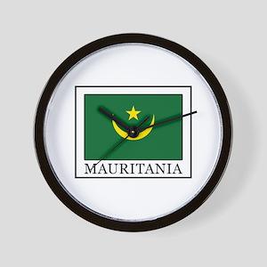 Mauritania Wall Clock