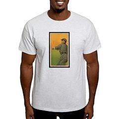 1901 Ted Breitenstein (Pelcian) Ash Grey T-Shirt