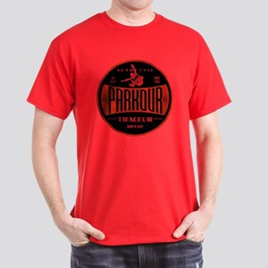 PARKOUR TRACEUR Dark T-Shirt