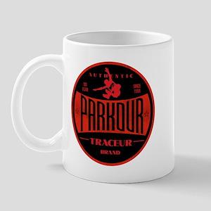 PARKOUR TRACEUR Mug