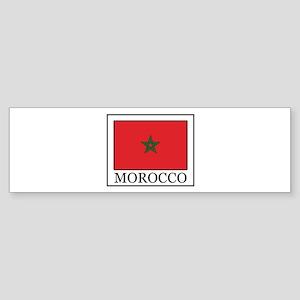 Morocco Bumper Sticker
