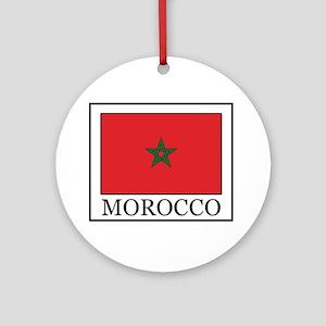 Morocco Ornament (Round)