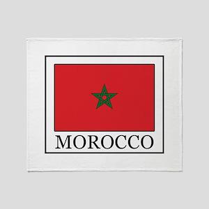 Morocco Throw Blanket