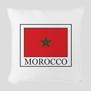 Morocco Woven Throw Pillow
