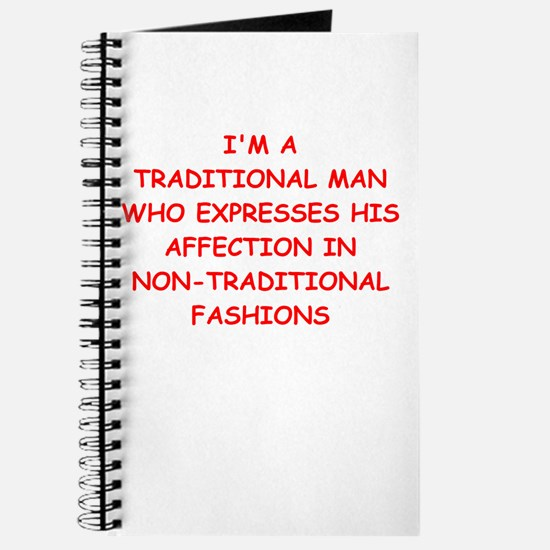 traditional Journal