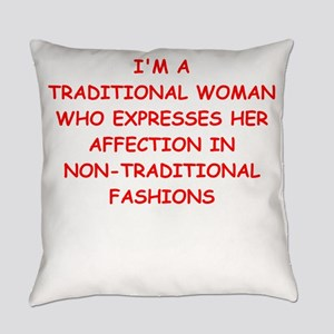 traditional Everyday Pillow