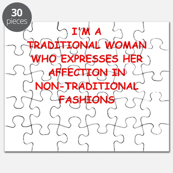 traditional Puzzle
