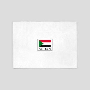 Sudan 5'x7'Area Rug