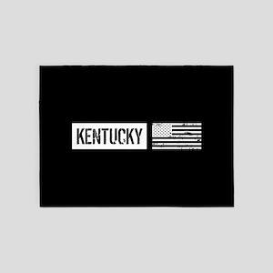 U.S. Flag: Kentucky 5'x7'Area Rug