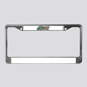 Michaels Army Logo License Plate Frame