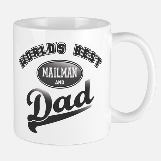 Best Mailman/Dad Mug