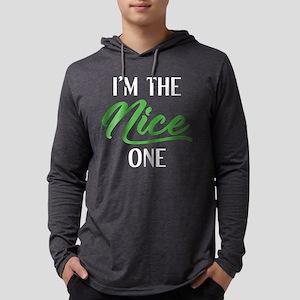 I'm The Nice One Long Sleeve T-Shirt