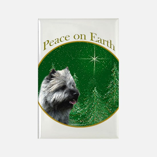 Cairn Peace Rectangle Magnet