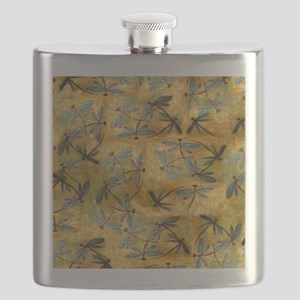 Dragonfly Haze Cloud Flask