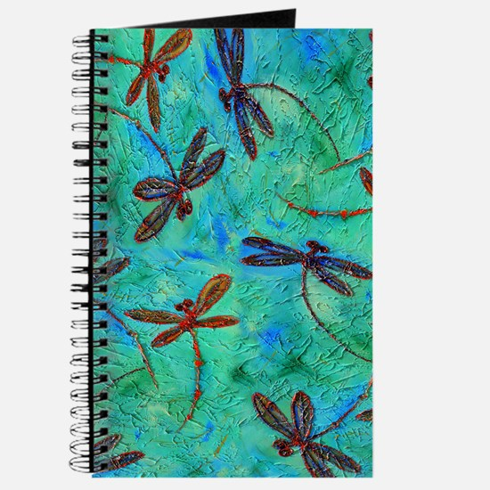 Dragonfly Dance Journal