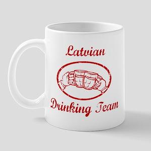 Latvian Drinking Team Mug