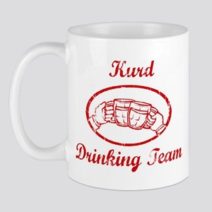 Kurd Drinking Team Mug