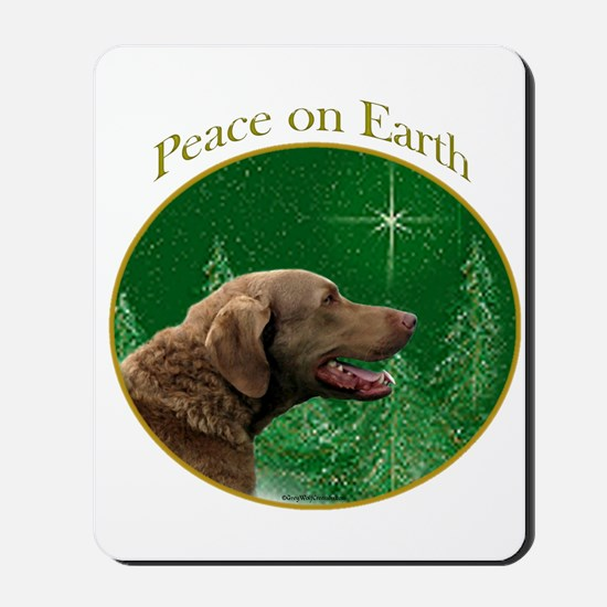 Chessie Peace Mousepad