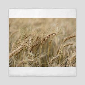 Wheat Queen Duvet