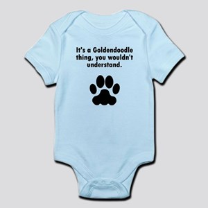 Its A Goldendoodle Thing Body Suit