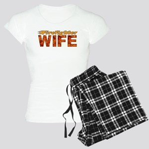 FIREFIGHTER WIFE Pajamas