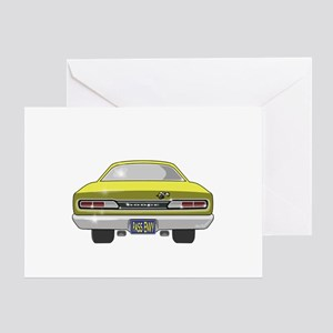 1969 Super Bee Greeting Card