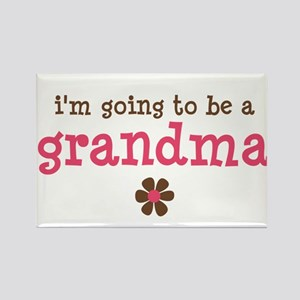 going to be a grandma Rectangle Magnet