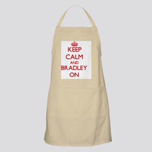 Keep Calm and Bradley ON Apron