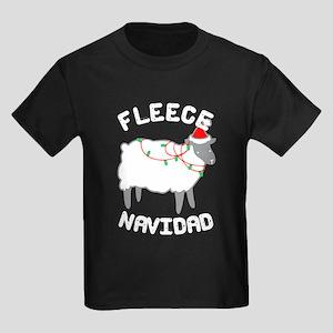 Fleece Navidad Christmas T-Shirt