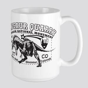 Dinosaur Quarry National Monument Mugs